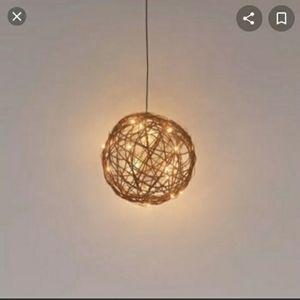 NIB SMITH & HAWKEN LED Vine Globe